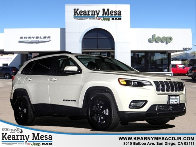 Jeep Dealership San Diego >> New 2019 Jeep Cherokee Altitude Fwd