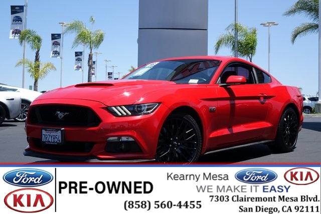 Pre-Owned 2016 Ford Mustang GT