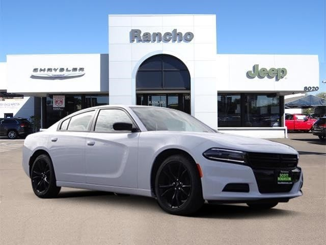 New 2018 DODGE Charger SXT Sedan in San go #JH195198 | Rancho ...