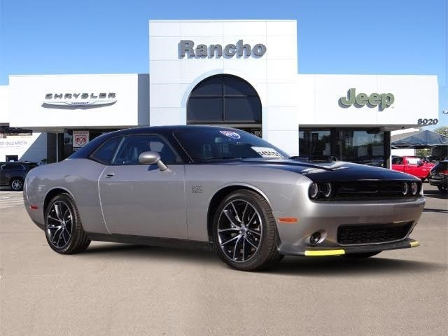 new 2017 dodge challenger 392 hemi scat pack shaker coupe in san diego hh594018 rancho. Black Bedroom Furniture Sets. Home Design Ideas