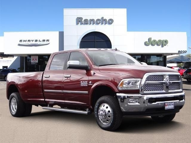new 2018 ram 3500 laramie crew cab in san diego jg112612 rancho chrysler jeep dodge ram. Black Bedroom Furniture Sets. Home Design Ideas