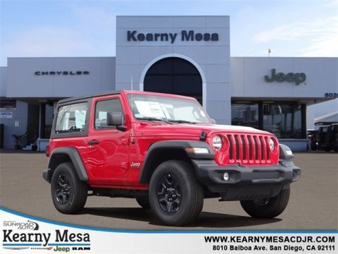 San Diego Jeep >> New Jeep Wrangler In San Diego Kearny Mesa Chrysler Dodge