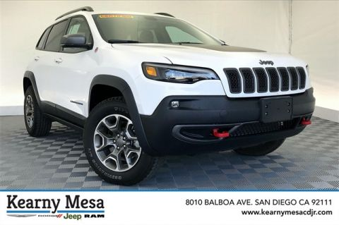 Certified Pre-Owned 2020 Jeep Cherokee Trailhawk