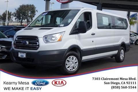 Pre-Owned 2016 Ford Transit-350 XLT